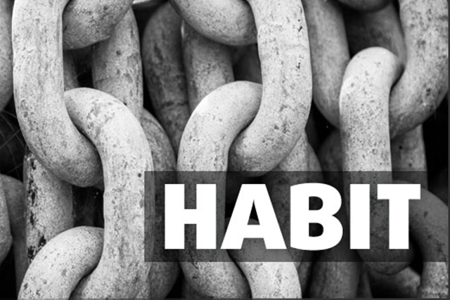 habit chain link picture
