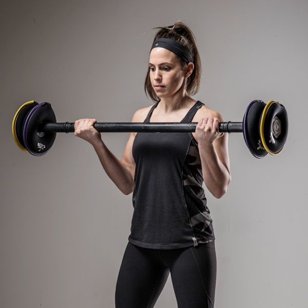 Soft BarBell Curl