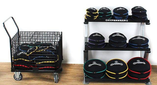 Functional Training Tools Storage