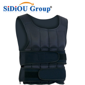 straightjacket style weight vest