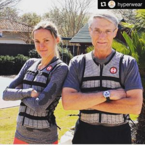 weighted vests for bone density
